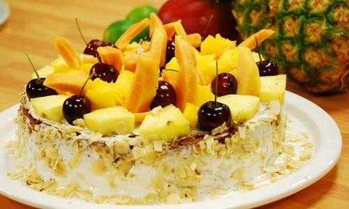 Ananaslı Pasta, Ananaslı Pasta Tarifi, Pasta Tarifi