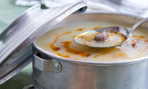 Köfteli Çorba