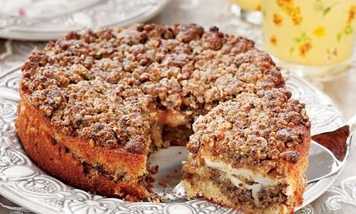 Elmalı Kıtırlı Kek, Kek Tarifleri Malzemeler