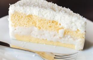 Muzlu Hindistan Cevizli Pasta